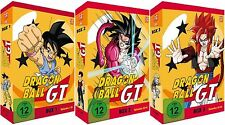 Dragonball GT - Box 1-3 - Episoden 1-64 - DVD - NEU