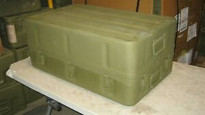 32x20x13 Aluminum Military Medical Chest Watertight Survival Bug Out Storage Box
