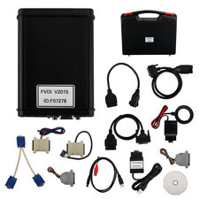 2015 FVDI ABRITES Commander with 18 Softwares full kit  with dell d630 laptop