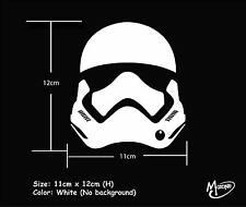 Star Wars Stormtrooper JDM Car Truck Laptop Alien Stickers Best Gifts Present