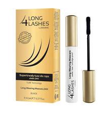 long 4 LASHES LONGUE TENUE 24H Mascara noir par Océanique