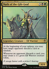 MTG Magic - (R) Commander 2016 - Nath of the Gilt-Leaf - NM/M