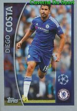 583 DIEGO COSTA CHELSEA.FC PLAYER TO WATCH STICKER CHAMPIONS LEAGUE 2016 TOPPS