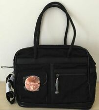 SOLD OUT Mimco Expandable Naughty Weekender TURNLOCK  Travel Shopper Bag $349