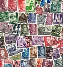 Allemagne Gouvernement Général 150 timbres différents