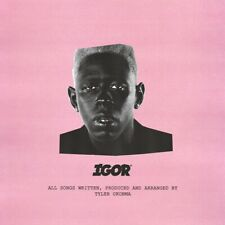"Tyler The Creator Igor Poster Music Album Cover Art Silk Print 24x24"" 32x32"""