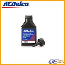 Mini Cooper 2002 2003 2004 2005 - 2008 Ac Delco Supercharger Oil (4 oz. Bottle)