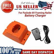 Electric tool charger For Paslode Framing Nailer Nail Gun 404717 900420 6V