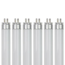 Lot of 6  Bulbs F6T5/CW Fluorescent Lamp Tube Light Bulbs 2 Pin FREE SHIPPING!!!