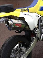 Suzuki DRZ400SM Exhaust legal STAINLESS TRIOVAL by GPR Road legal Italian made