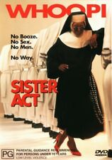 Sister Act = NEW DVD R4