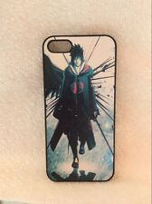 USA Seller Apple iPhone  5 / 5s / SE Anime Phone case Naruto Cool Uchiha Sasuke