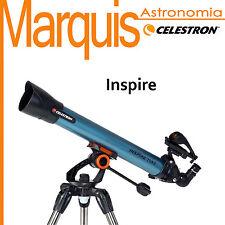 Télescope Réfracteur Celestron Inspire 80 AZ Cod. Ce22402 Astronomie Marquis