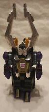 VINTAGE HASBRO TAKARA 1980 JAPAN ROBOT TRANSFORMER PURPLE/SILVER (MIX-1)
