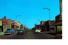 Las Cruces, NM  Main Street  1950s