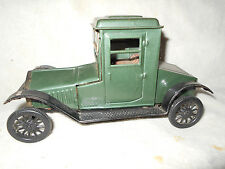 Bandai Tin Litho Friction Powered 1913 Packard Coupe Old Timer Made in Japan