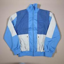 Mens ADIDAS West Germany Vintage Retro Tracksuit Top Jacket Medium #C2031