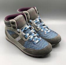 """NEW Clarks """"Incast Hiker"""" Ladies Grey Combi Suede Hiking Boots UK 4.5 D"""