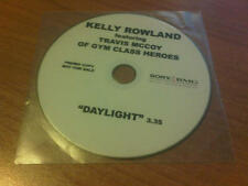 CDs PROMO KELLY ROWLAND FEAT. TRAVIS MCCOY OF GYM CLASS HEROES DAYLIGHT 1 TRACK