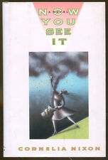 Now You See It by Cornelia Nixon-First Edition/DJ-1991