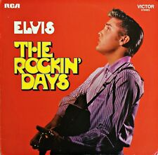 Elvis Presley - The Rockin' Days 1968 Vinyl LP EX
