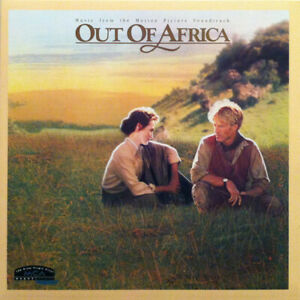 o.s.t. soundtrack  Film-  OUT OF AFRICA new