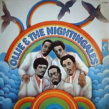 OLLIE & THE NIGHTINGALES Stax Records SEALED VINYL RECORD LP