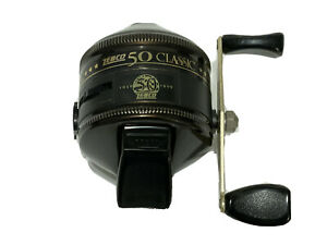 Zebco 50 Classic Fishing Reel Made in USA