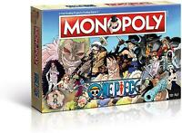 Winning Moves Monopoly One Piece Edition Party Board Game
