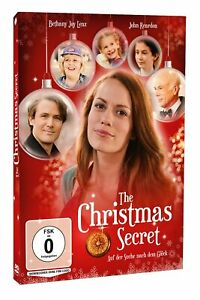 The Christmas Secret (2014) - Bethany Joy Lenz, John Reardon NEW UK REGION 2 DVD