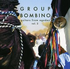 Vol. 2-Guitars From Agadez (Music Of Niger) - Group Bombino (2009, CD NIEUW)