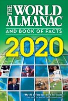World Almanac and Book of Facts 2020, Paperback by Janssen, Sarah (EDT), Bran...