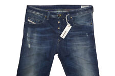 Diesel Buster 0833F Jeans W33 L32 100% Authentic