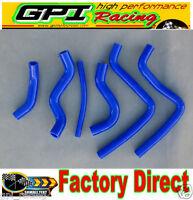 FOR Honda CR125 CR 125 CR125R 2000 2001 2002 00 01 02 silicone radiator hose BL