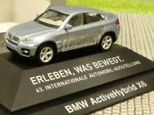1/87 Herpa BMW X6 ActiveHybrid 293082