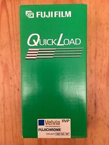 FUJI Velvia RVP 50 - Quickload - Exp 01/2000