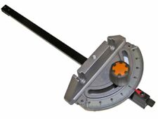 Ridgid R4510 Portable Table Saw Replacement Miter Gauge Assembly # 089037004704