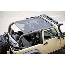 Rugged Ridge Eclipse Shade Top Mesh Jk 2 Door Jeep Wrangler 07 To 14  X13579.06