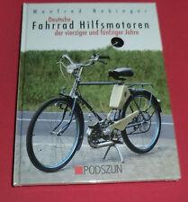 Deutsche Fahrrad Hilfsmotoren der vierziger und fünfziger Jahre von Manfred...