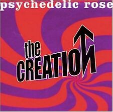THE CREATION Psychedelic Rose Great Lost Album CD NEW Cherry Red 256 psych rock