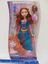 Disney Princess - BRAVE - Colorful Curls Merida Doll - Ages 3 years and up