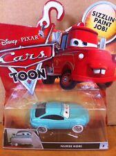 """DISNEY CARS TOONS DIECAST - """"Nurse Kori"""" - Combined Postage"""