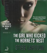 Stieg Larsson - The Girl Who Kicked The Hornet's Nest - 1st/1st