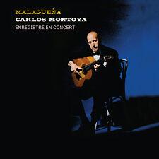 CD Carlos Montoya : Malagueña - Enregistré en concert / Guitare Flamenco