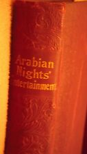 ARABIAN NIGHTS ENTERTAINMENTInternational Book CoCopyright 1896 US Book Co