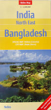 NEW 2006~MAP of INDIA, NORTHEAST--BANGLADESH, Nelles~Details of Calcutta, Dacca