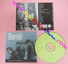 CD HURRAH! The Sound Of Philadelphia 1993 Uk REV-OLA no lp mc dvd (CS63)
