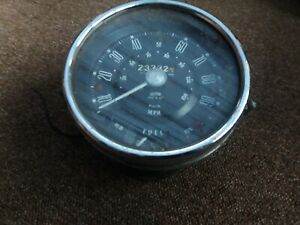 Classic Mini Speedo Speedometer