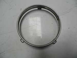OEM 1964 Chrysler New Yorker Driver/Passenger's Side Headlight Capture Bezel