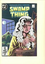 SWAMP THING #33 VF HOS 92 COVER HOMAGE BY TOTLEBEN!